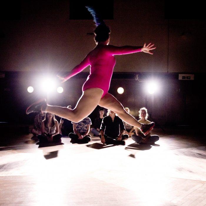 Dance Class: a performance